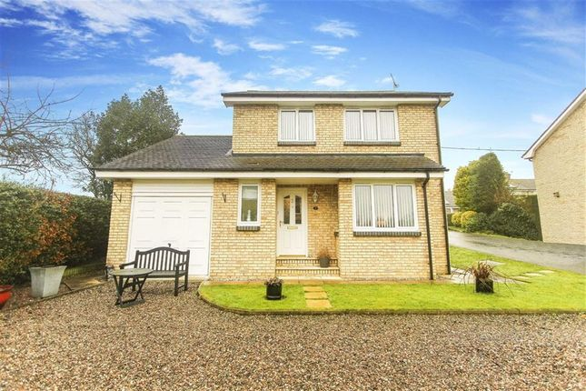 Thumbnail Detached house for sale in Riddell Close, Felton, Northumberland
