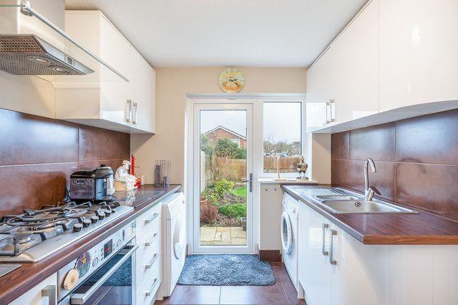 Kitchen of Hazeldell, Watton At Stone, Hertford SG14