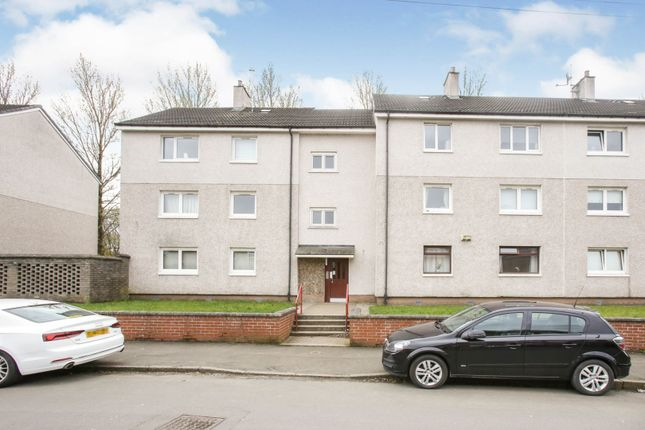 Thumbnail Flat for sale in 213 Kinnell Avenue, Glasgow