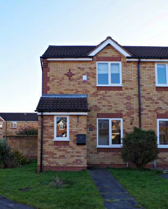 Thumbnail Semi-detached house to rent in Dahlia Avenue, South Normanton