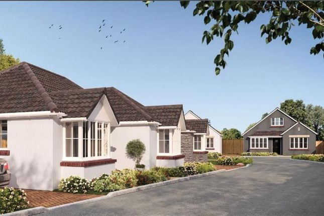 Thumbnail Bungalow for sale in Aldens Close, Winterbourne Down, Bristol
