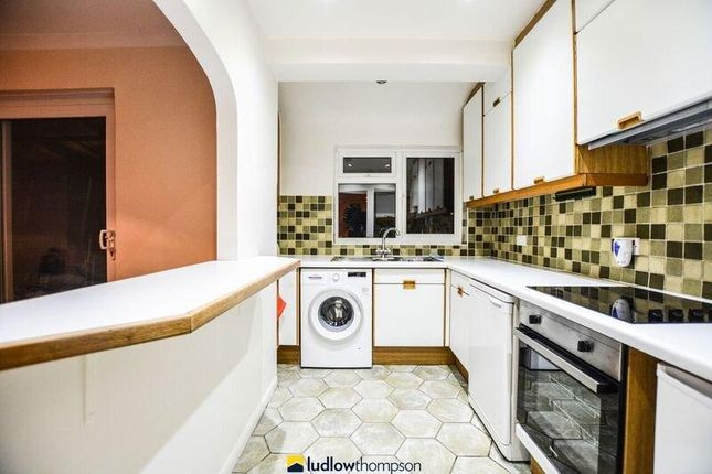 Thumbnail End terrace house to rent in Victoria Road, Mitcham