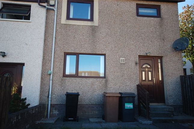 Thumbnail Terraced house to rent in Crawton Ness, Altens, Aberdeen