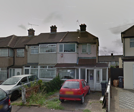 4 bed end terrace house to rent in Oval Road South, Dagenham RM10