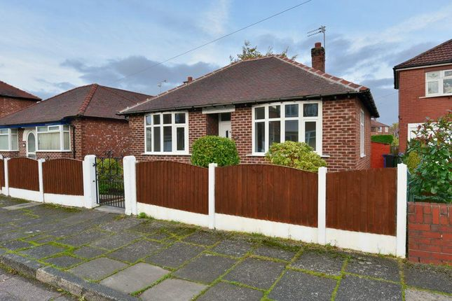 Thumbnail Detached bungalow for sale in Northcliffe Road, Offerton, Stockport, Cheshire