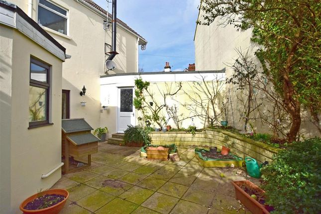 Thumbnail End terrace house for sale in Lowther Road, Brighton, East Sussex
