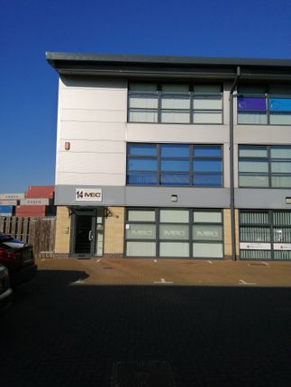 Thumbnail Office to let in Langer Road, Felixstowe