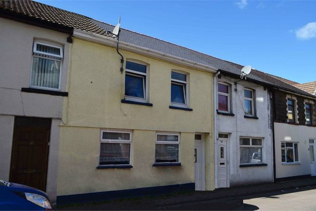 Thumbnail Terraced house for sale in Somerset Street, Abertillery, Blaenau Gwent
