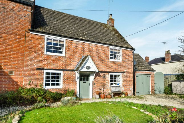 Thumbnail Semi-detached house for sale in Church Road, Christian Malford, Chippenham