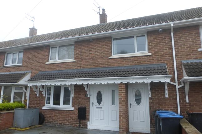 Thumbnail Terraced house to rent in Hawthorne Road, Middlestone Moor