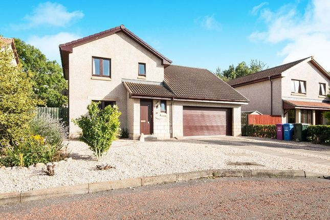 Thumbnail Detached house for sale in Spey Drive, Fochabers