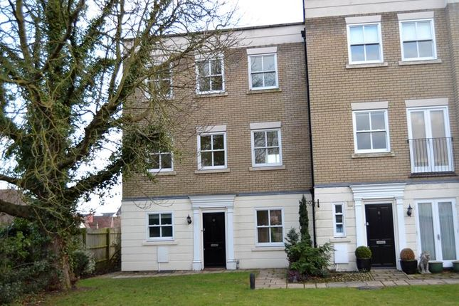 Thumbnail End terrace house for sale in East Hill, Colchester
