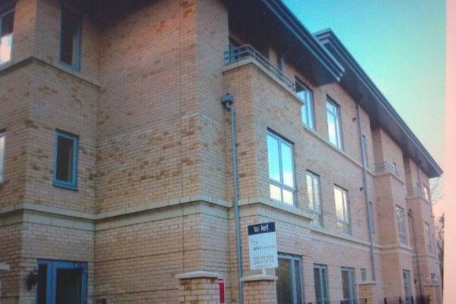 Thumbnail Flat to rent in Homerton Street, Bletchley Park, Bletchley, Milton Keynes