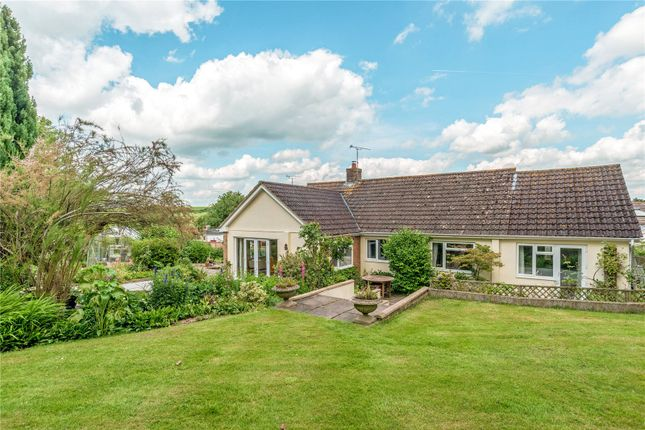 4 bed detached bungalow for sale in Sunnyhill, Collingbourne Ducis, Marlborough, Wiltshire