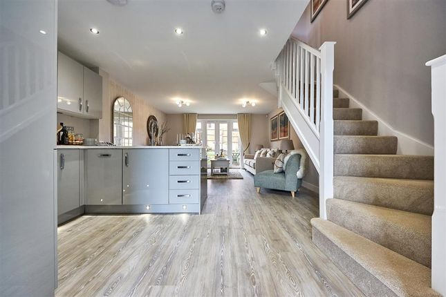 """2 bed semi-detached house for sale in """"The Ashenford - Plot 118"""" at Darlington Road, Northallerton DL6"""