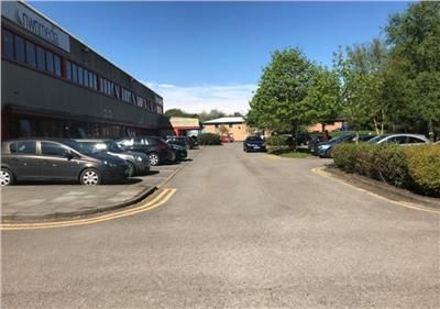 Office to let in Business Space Offices, Media Point, Mold Business Park, Wrexham Road, Mold, Flintshire