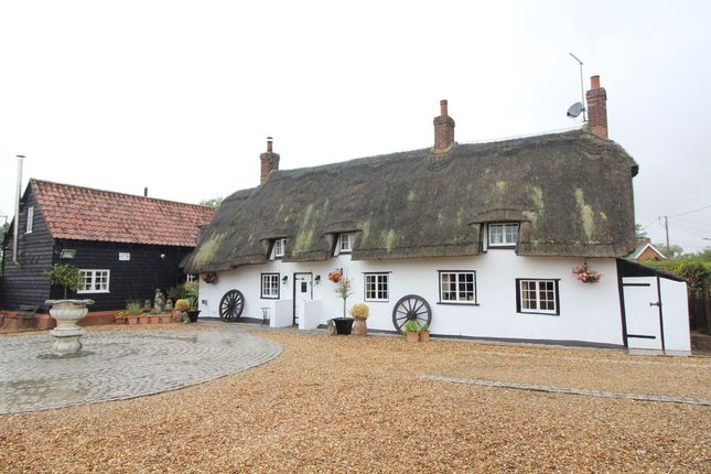 Thumbnail Cottage to rent in High Street, Thurleigh, Bedford
