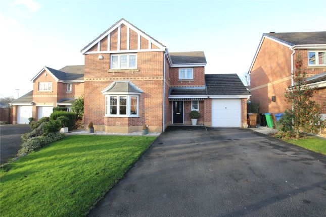 Thumbnail Detached house for sale in Botesworth Green, Milnrow, Rochdale, Greater Manchester