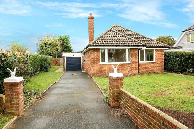 Thumbnail Detached bungalow for sale in Brook Lane, Ferring, Worthing
