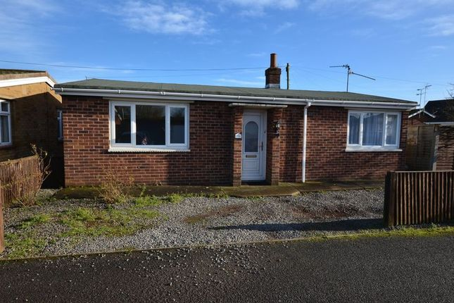 Thumbnail Bungalow to rent in Wygate Road, Spalding