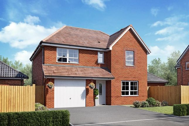 """4 bed detached house for sale in """"Holmes"""" at Thetford Road, Watton, Thetford IP25"""