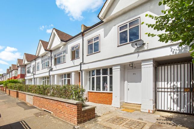 Thumbnail Block of flats for sale in Leighton Road, Ealing