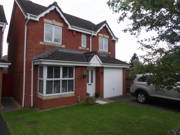 Thumbnail Detached house for sale in Wyton Avenue, Oldbury, Birmingham, West Midlands