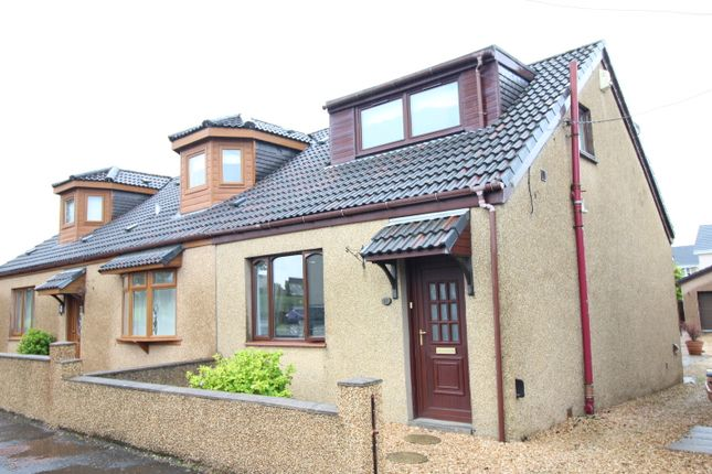 Thumbnail Semi-detached house for sale in 97 Torbothie Road, Shotts