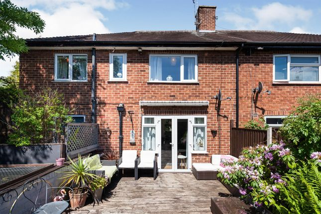Thumbnail Semi-detached house for sale in Squires Avenue, Bulwell, Nottingham