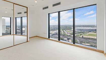 Thumbnail Flat for sale in River Heights, Stratford Riverside, Stratford, London