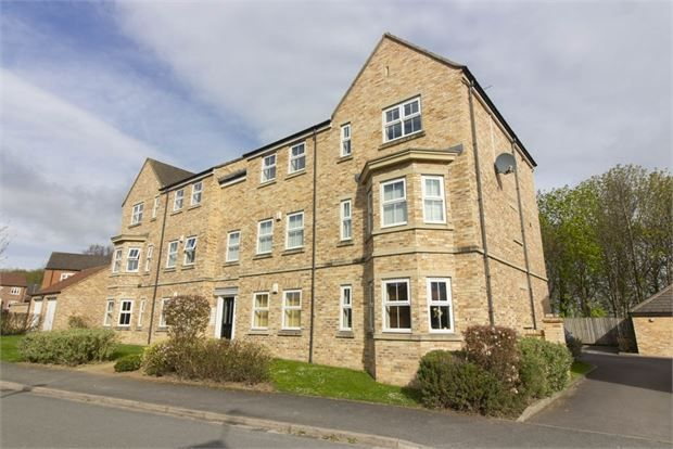 Thumbnail Flat to rent in Horseshoe Close, The Chase, Catterick Garrison, North Yorkshire.