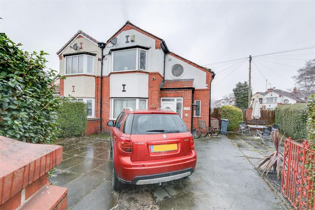 Thumbnail Semi-detached house for sale in Moston Lane, Moston, Manchester