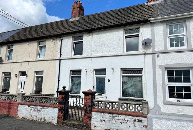 Thumbnail Terraced house for sale in Arthur Street, Pentrebach, Merthyr Tydfil