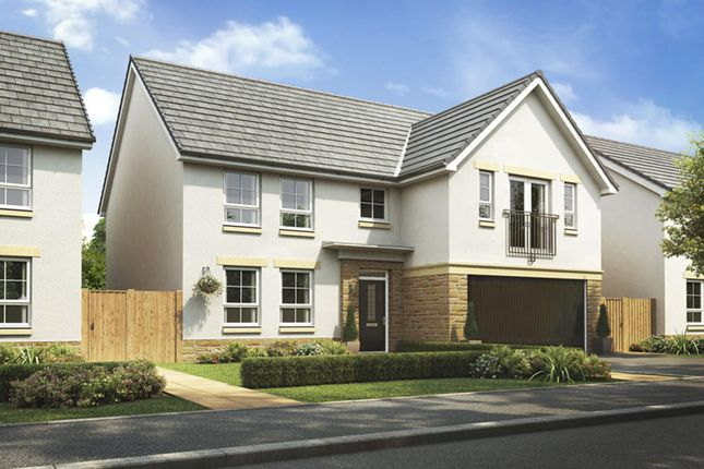 "Thumbnail Detached house for sale in ""Colville"" at Merchiston Oval, Brookfield, Johnstone"