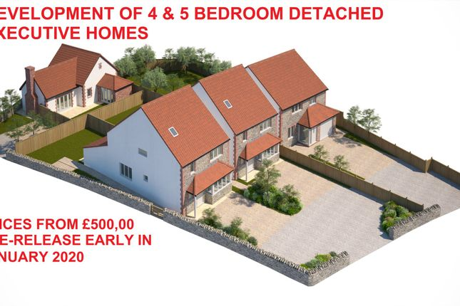 Thumbnail Detached house for sale in Harcombe Hill, Winterbourne Down, Bristol
