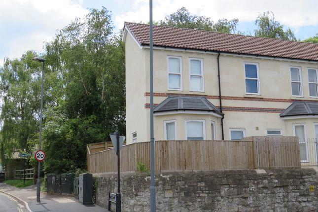 Thumbnail Flat for sale in Vernon Terrace, Bath