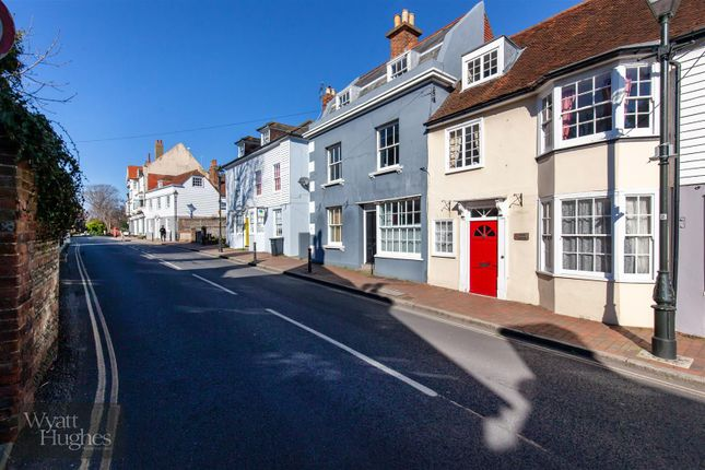 Thumbnail Semi-detached house for sale in High Street, Bexhill-On-Sea