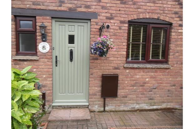 Thumbnail Terraced house to rent in 21 Great Oaty Gardens, Lyppard Hanford, Worcester, Worcestershire