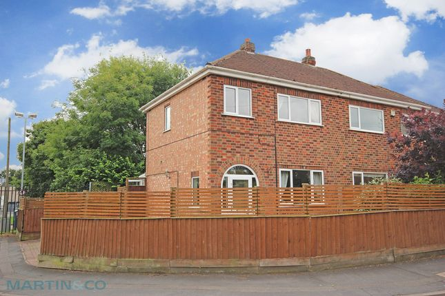 Thumbnail Semi-detached house for sale in Orchard Estate, Quorn, Loughborough