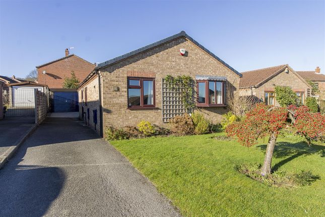 Thumbnail Detached bungalow for sale in Brushfield Road, Ashgate Heights, Chesterfield