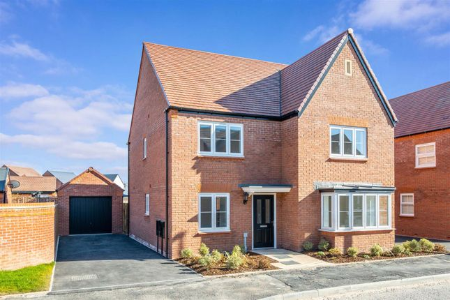 Thumbnail Detached house for sale in Quern Stone Lane, Bidford-On-Avon, Alcester