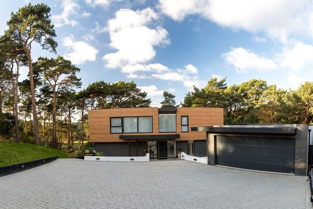 Thumbnail Detached house for sale in Imbrecourt, Canford Cliffs, Poole, Dorset