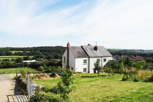 Thumbnail Property for sale in High Road, South Wingfield, Derbyshire