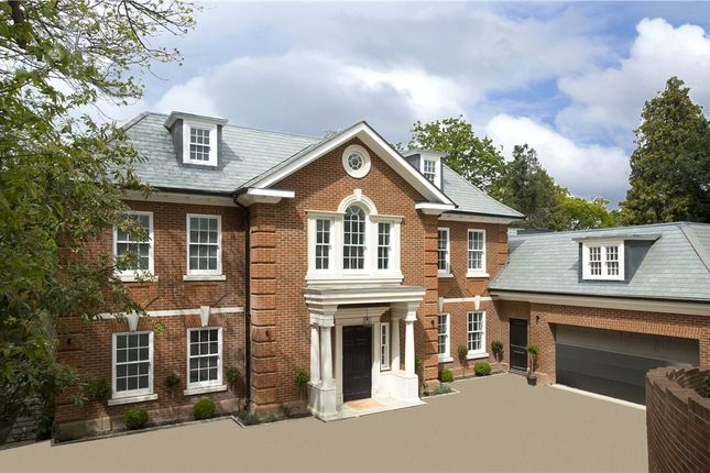 Detached house for sale in Coombe Hill Road, Coombe Hill