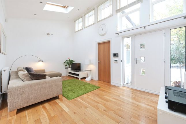 Thumbnail Detached bungalow for sale in Clive Road, London
