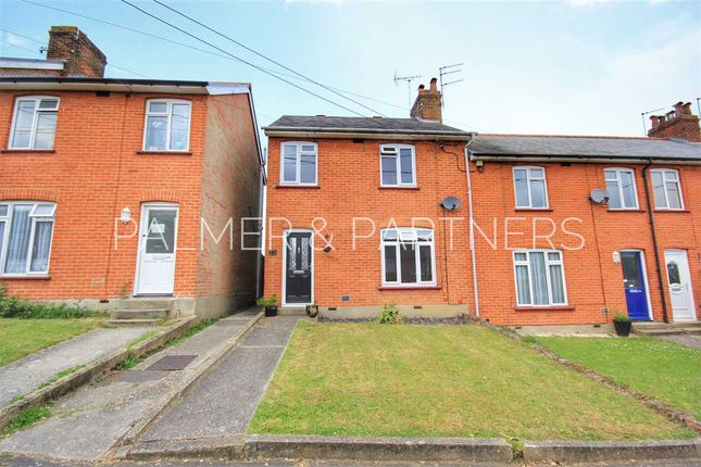 Thumbnail End terrace house for sale in Windmill Road, Halstead