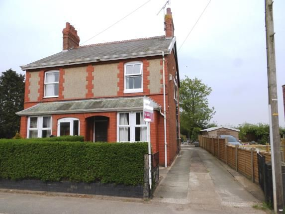 Thumbnail Semi-detached house for sale in Swanlow Lane, Winsford, Cheshire