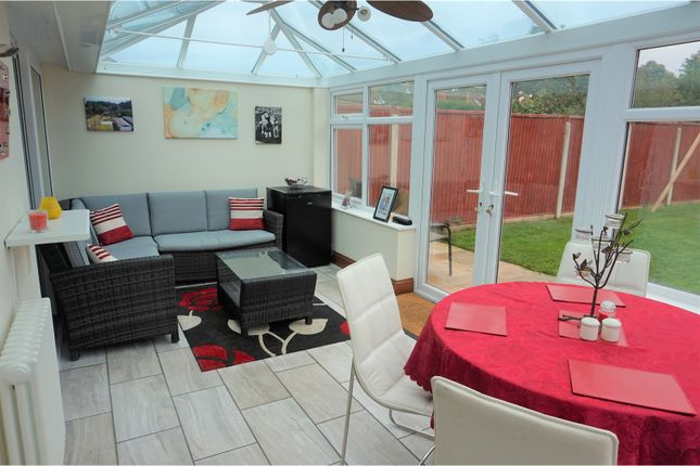 Thumbnail Semi-detached bungalow for sale in Burghwood Road, Ormesby St Michael, Great Yarmouth