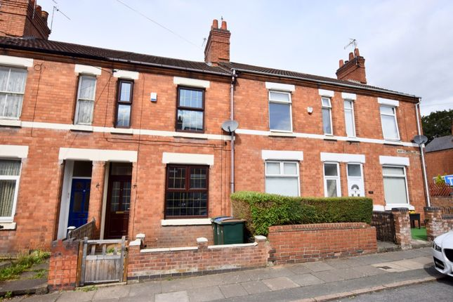 Thumbnail Terraced house to rent in Northumberland Road, Coventry