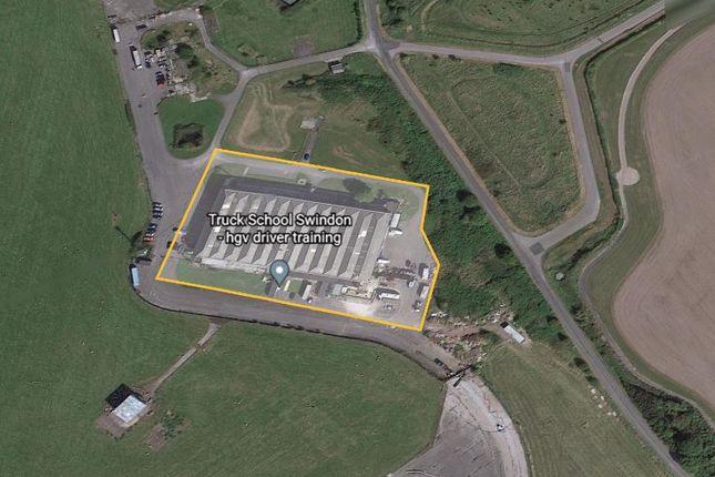 Thumbnail Warehouse to let in Wroughton Airfield, Orbital Road, Wroughton, Swindon
